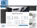Home EU-Neuwagen, Jahreswagen, Gebrauchtwagen