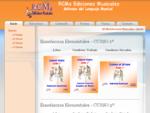 RCMs Ediciones Musicales Métodos de Lenguaje Musical.