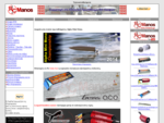 Τηλεκατευθυνόμενα μοντέλα κατάστημα πώλησης RC Manos