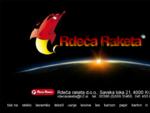 Rdeča Raketa d. o. o. - tisk, nalepke, tekstil, steklo, keramika, majice, preslikači, grafik