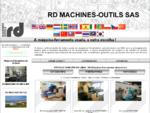 Máquinas-Ferramentas Usadas Compra-venda de máquinas-ferramentas usadas para usinagem do ferro - T