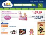 Real Brinquedos - Loja especializada em Brinquedos