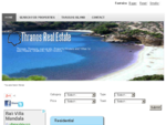Thassos, Thranos real estate and investment consulting for purchasing property at thasos island, ...