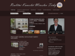 Realitní kancelář v Praze - Miroslav Tichý | nemovitosti, domy, byty, pozemky