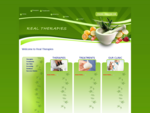 Naturopathic Nutritionist Improving Health with Alternative Medicine Treatments – Real Natural ...