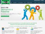 Crm Marketing Software - Cash srl fidelizzazione cliente, software gestionale pmi, sistemi crm, ...