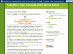 Agência Receptivo Turismo - Chapada Diamantina BA
