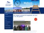 Rederij Witjes, Rondvaarten, Partyschip, partyschepen, partyboot, rondvaart, boottocht - Welko