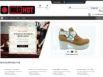 RedHot Online Venda de Calçado e Acessórios Online - Red Hot Online
