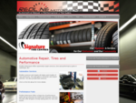 Automotive Repair Tire Sales Kamloops — Redline Motorsport