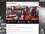 Fitnes Maribornbsp;124;nbsp;Redpower
