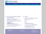 CMPR Laennec Malakoff, centre de médecine physique et de réadaptation, rééducation Physique Malako