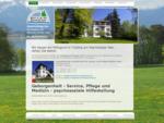 Refugium Beringer Park - Tutzing | Gemeinnützige Gesellschaft für Hospiz- und Palliativ-Wirken mbH