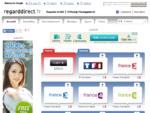 Regarder la tv en direct, live tv internet gratuite TF1 France2 M6