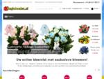 Bloemen bezorgen bestellen of versturen Nederland en België | Uw bloemist met verse bloemen - ...