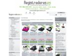 Registradoras, Caja registradora, TPV, Taacute;ctiles, Balanzas para comercio. Impresora ticket