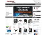 Rehvid Teie autole | Race Invest OÜ - Grip.ee
