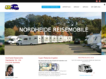 Reisemobil und Caravanvermietung in Hamburg