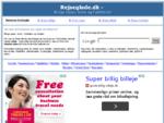 Rejseglade. dk - Billige rejser, ferier og flybilletter! - Rejser, charterrejser, charterferie, f
