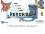 REKORD CORDAMI - PRODUZIONE CORDE E CORDAMI, CORDA NAUTICA