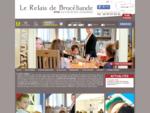 Le Relais de Brocéliande - Hôtel - Restaurant - Bistrôt - Salles - Séminaires - Paimpont - Bretagne