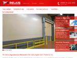 Industrie Schallschutz, Hallen-Trennwände, Windschutznetze, Poolabdeckungen, Sonnensegel, Überdachun