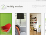 Healthy Interiors by Relish Designs