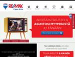 REMAX Casa Alto - Asunnot, tontit, kiinteistöt, vuokra- ja lomaasunnot