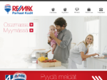REMAX Parhaat Kodit - Asunnot, tontit, kiinteistöt, vuokra- ja lomaasunnot