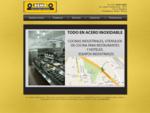 Cocinas Industriales, Utensilios de Cocina para Restaurantes y Hoteles, Guadalajara, Jalisco, Mé