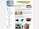 remorque-magasin. fr, gamme de remorques nues à aménager pour forains et commerces ambulants