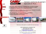 CARRY REMORQUES CONSTRUCTEUR, remorques 1, 2, 3 essieux