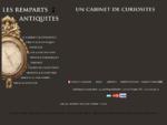 vente en ligne d'antiquités de qualité