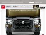 Nye eller brukte lastebiler, og brukskjà¸retà¸yer; tjenester og tilbehà¸r til lastebiler. - Renaul