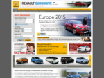 Car Lease Europe, Renault Eurodrive, Car Hire Europe, Car Rental Europe