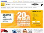 RENAULT RETAIL | Compra e venda carro novo Renault ou usado, Oficinas Renault, Aluguer e Financia