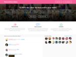 Rencontre ados est un site de rencontre gratuit pours les ados. Les ados peuvent discuter sur le...