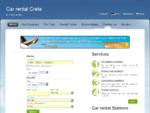 Car rental Crete | Rent a car | Car hire services