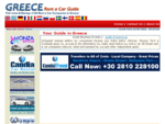 Rent a Car Greece Guide - Car Hire in Crete greek car rentals search engine
