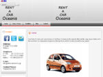Rent A Car Oceanis - Plomari Mytilene Lesvos Greece - Ενοικιάσεις Αυτοκινήτων στο Πλωμάρι ...