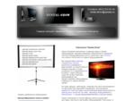 Rental-Show Аренда презентационного оборудования. Плазменные панели, проекторы, звуковое и видео обо