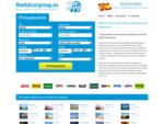 Rental Car Group ofrece alquileres de vehiculos alrededor de todo el mundo