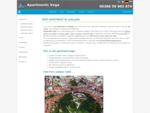 Rent apartment in Ljubljana - Apartments Vega
