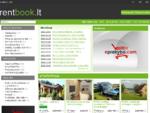 Rentbook - Apgyvendinimas, kaimo sodybos, viesbuciai >> rentbook. lt