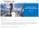 Replicon - Corporate Finance - Etusivu