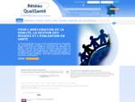 Réseau QualiSanté | Qualité, Gestion des Risques, Evaluation