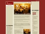 Restaurace Gondola Plzeň - denní menu, rauty, bankety, svatební hostiny, promoční oslavy