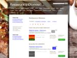 Restaurace Olomouc - indická, sushi, mexická, italská, španělská, ruská, pizzerie