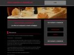 Restaurant à vendre Belgique restaurant à remettre Cession fonds de comm