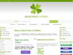 Lotomania, Lotofacil, Megasena, Quina, Loteria Federal, Sorteios, Gerador de apostas. | Resu